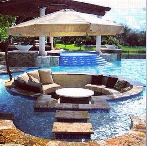Images Of Backyards With Pools 1000 Images About Dream Backyard On Pinterest Fire Pits