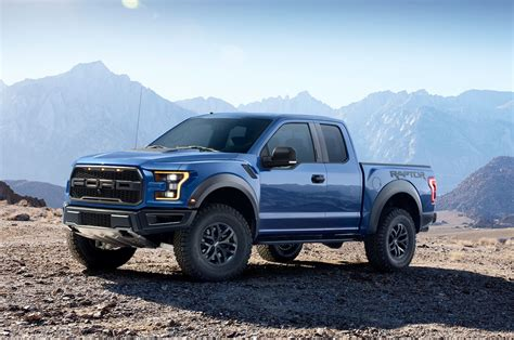 ford f 150 raptor refreshing or revolting 2017 ford f 150 raptor