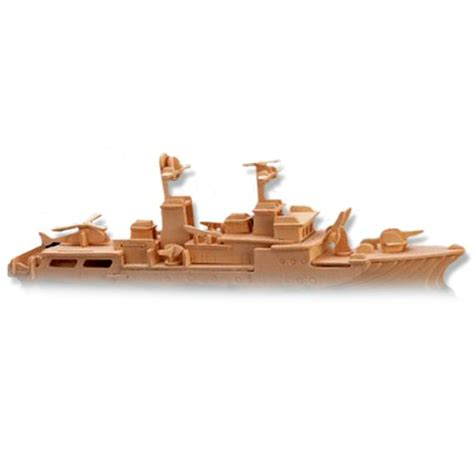 Mainan 3d Puzzle Spruance Destroyer Ship buy wholesale destroyer class ships from china