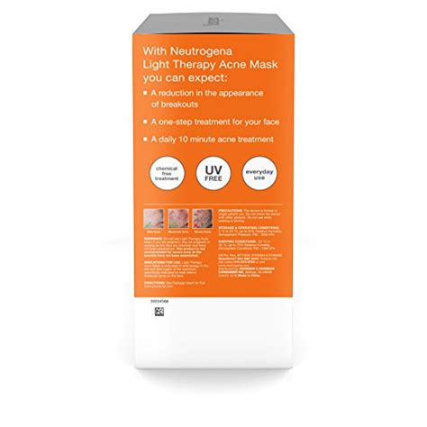 light therapy reviews dermatologist neutrogena light therapy acne treatment mask buy