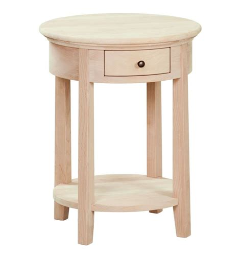 20 inch round table 20 inch mckenzie round side tables wood n things