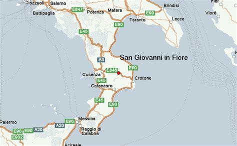 fiore italy san in fiore location guide
