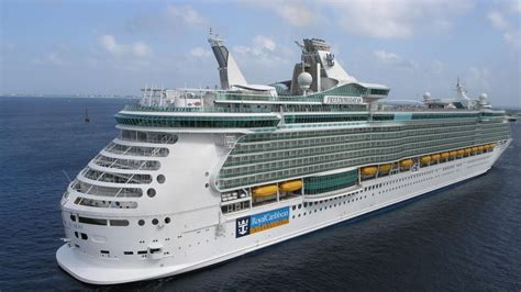 largest cruise ship inside the largest cruise ship