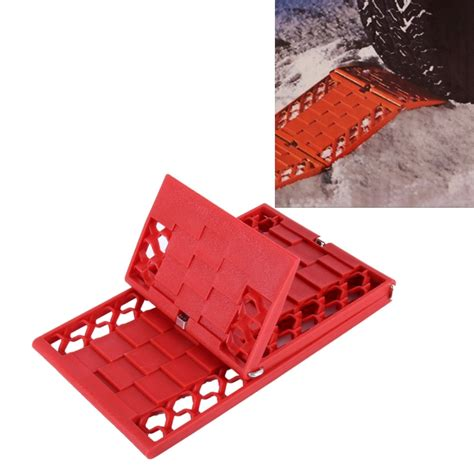 shunwei sd x001 car traction mat foldable auto escaper