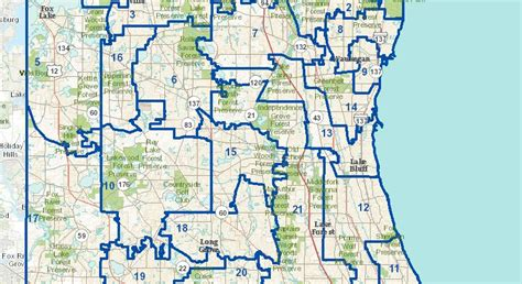 Mba Programs In Lake County Il by Gis Data Lake County Il