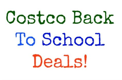 Costco Book Giveaway - costco back to school deals 0 07 pens 0 87 composition books and more