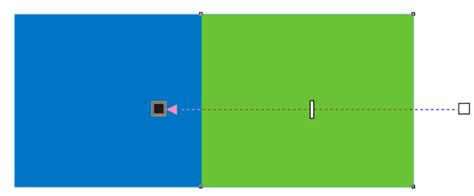 tutorial corel draw gradasi warna trik coreldraw membuat gradasi warna berlawanan