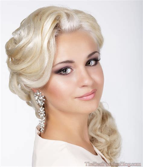 Prom Hairstyles by The Best Prom Hairstyle Ideas 2018