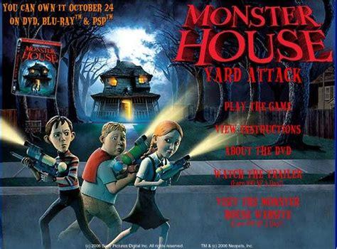 monster house game monster house full game free pc download play monster house download