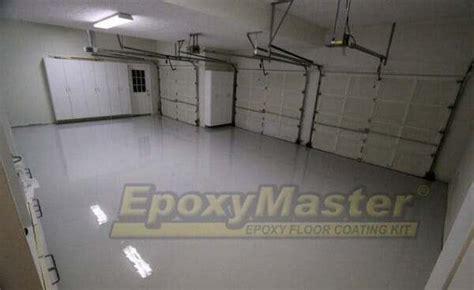 Review the Benefits of EpoxyMaster Garage Floor Epoxy Kits