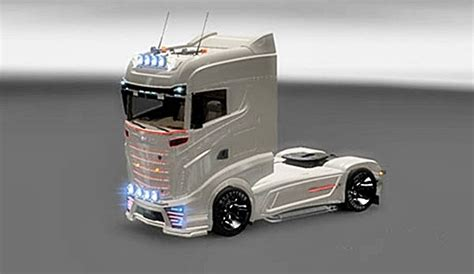scania r1000 interni truck simulator 2 scania concept r1000 v 2 2