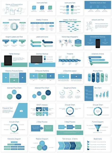 Modern Corporate Powerpoint Template Presentationdeck Com Corporate Powerpoint Presentation Templates