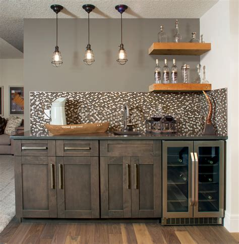 Home Bar Furniture Calgary Huntwood Cabinets Arctic Grey 28 Images Library With