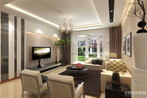 drawing room wall design 简约客厅电视墙装修设计效果图 土巴兔装修效果图