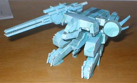 Gear Papercraft - metal gear solid