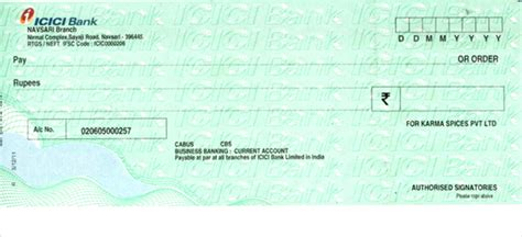 bank chequ gallery icici bank blank cheque