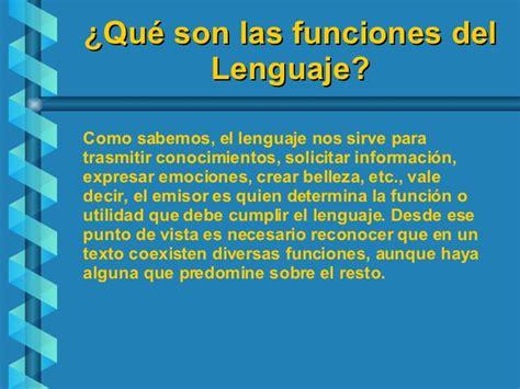 2014 Punto De Comunicaci 211 N - la belleza del lenguaje las funciones del lenguaje