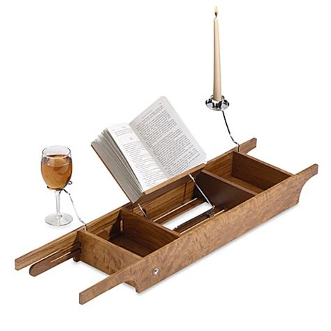 teak bathtub caddy teak cross tub caddy bed bath beyond