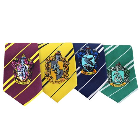 harry potter house harry potter house ties geekcore co uk