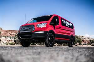 Ford Transit 4x4 Quigley Motors 4x4 Ford Transit Takes On The 2015 Easter