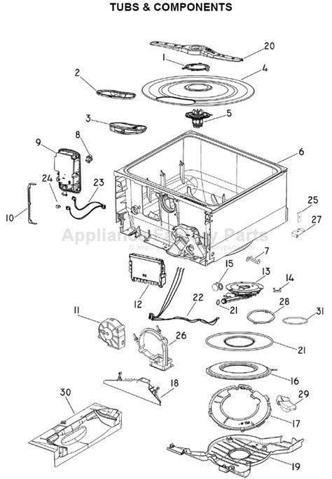 fisher paykel dishwasher parts diagram fisher paykel washer wiring diagram