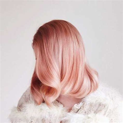 how to get pink color out of hair 25 light hair color hairstyles 2016 2017