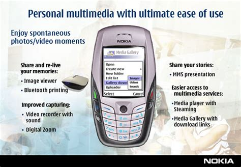 Nokia 6600 Symbian nokia announce new series 60 phone nokia 6600 all