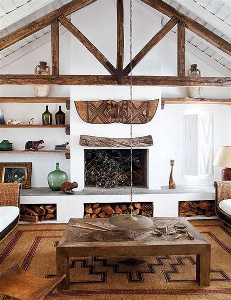 una caba 241 a de madera reciclada convertida en casa de