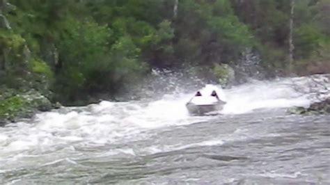 mini jet boat extreme jet boat small 11 feet youtube