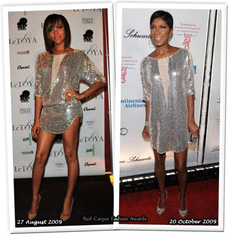 Who Wore Better Carpet Style Awards by Who Wore Haute Hippie Better Letoya Luckett Or Natalie