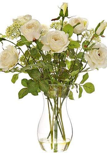 Artificial Shabby Roses 2099 best images about faux floral arrangements on