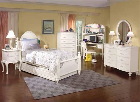 distressed white bedroom set cheri distressed white floral design youth bedroom set