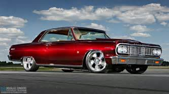 would you save this pro touring 64 chevelle from in