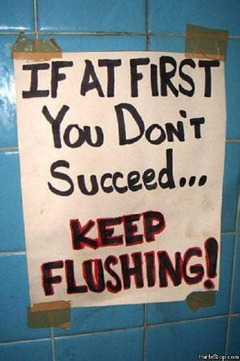 funny bathroom signs for cleanliness keep bathroom clean sign printable memes