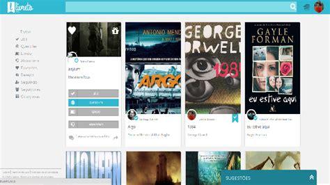 App Que Resume Livros Conhe 231 A Redes Sociais E Apps Para Apaixonados Por Livros E