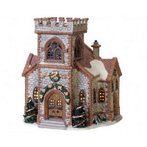 lemax village collection village church
