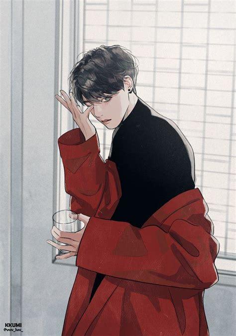 jungkook from bts bts dessin anim 233 et