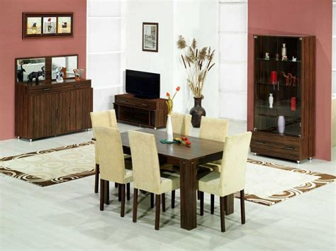 modern dining room set modern dining room sets as one of your best options designwalls