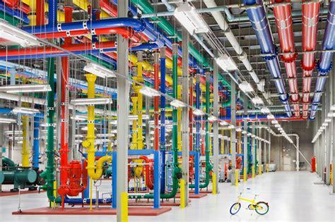 data center design youtube a photo tour of google data centers around the world