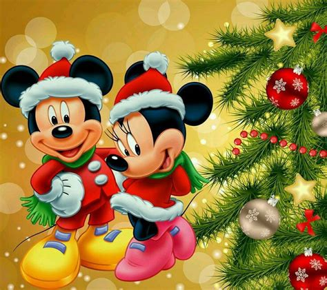 wallpaper disney natal christmas disney mickey minnie mouse motivos