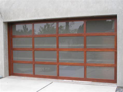 Wood And Glass Garage Door by Denker S Garage Doors Anaheim Ca 92806 Angies List