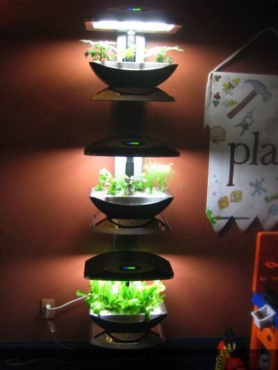 aerogarden pro  indoor gardening  simple review