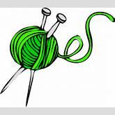 Green Yarn Clip Art at Clker.com - vector clip art online, royalty ...