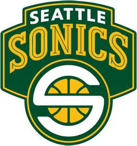 seattle sonics logo coloring pages