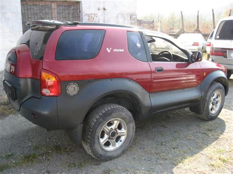 repair anti lock braking 2000 isuzu vehicross auto manual service manual 1999 isuzu vehicross brake installation how to repair front brake caliper