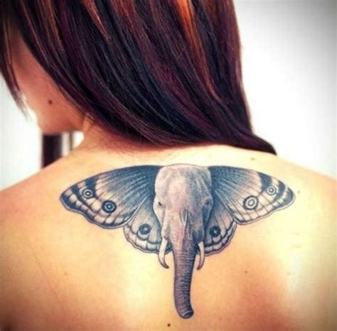elephant tattoo groin 35 ultra sexy back tattoos for women sortra