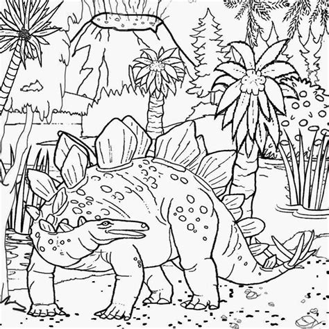 dinosaur jungle coloring page the dinosaur king coloring pages coloring home