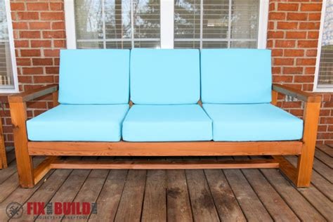 modern outdoor sofa modern outdoor sofa by fixthisbuildthat lumberjocks