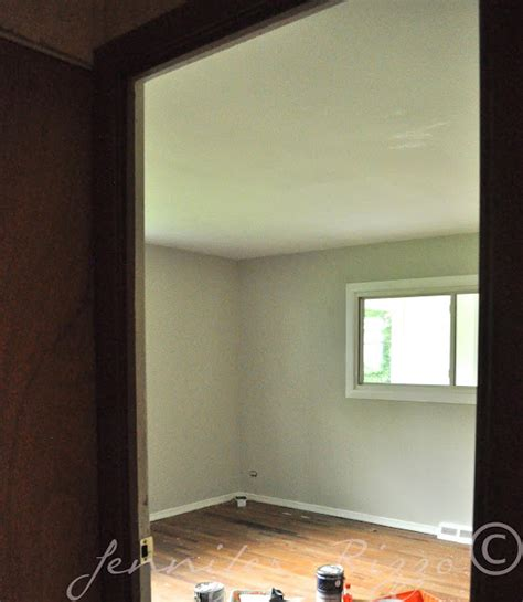 sherwin williams useful gray the oak house project room two painted rizzo