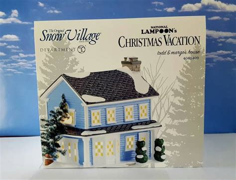dept 56 christmas vacation village snow department 56 shop collectibles daily